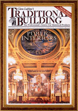 Honorable Mention, Traditional Building magazine, November 1999