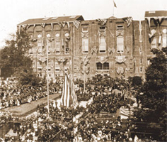 COBB CAPITOL DEDICATION, 1899