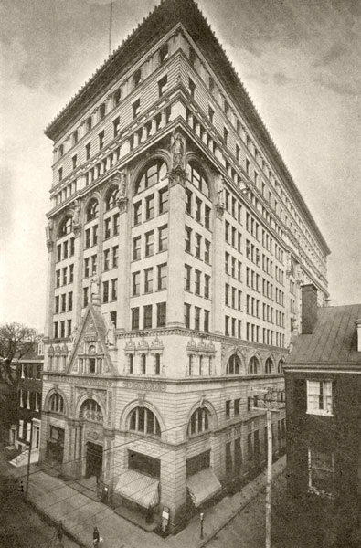 WITHERSPOON BUILDING, 1901