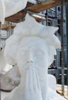 BARNARD STATUARY MAINTENANCE PROJECT AFTER TREATMENT