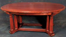 HISTORIC CAPITOL TABLE, 1906