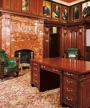 Lt. Governor's Suite Restoration